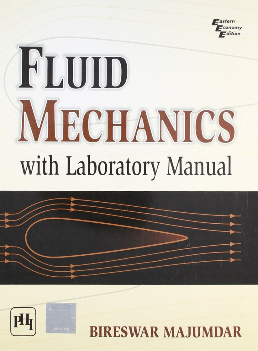 Buy Fluid Mechanics with Laboratory Manual Book Online at Low Prices in  India | Fluid Mechanics with Laboratory Manual Reviews & Ratings - Amazon.in