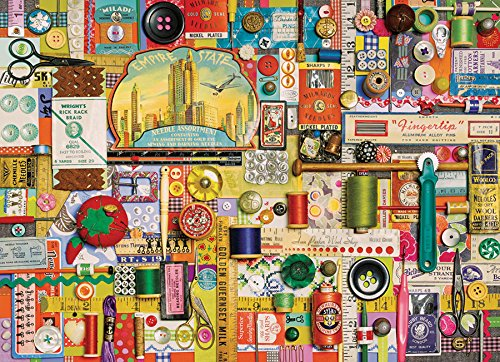 jigsaw puzzles sewing - 5