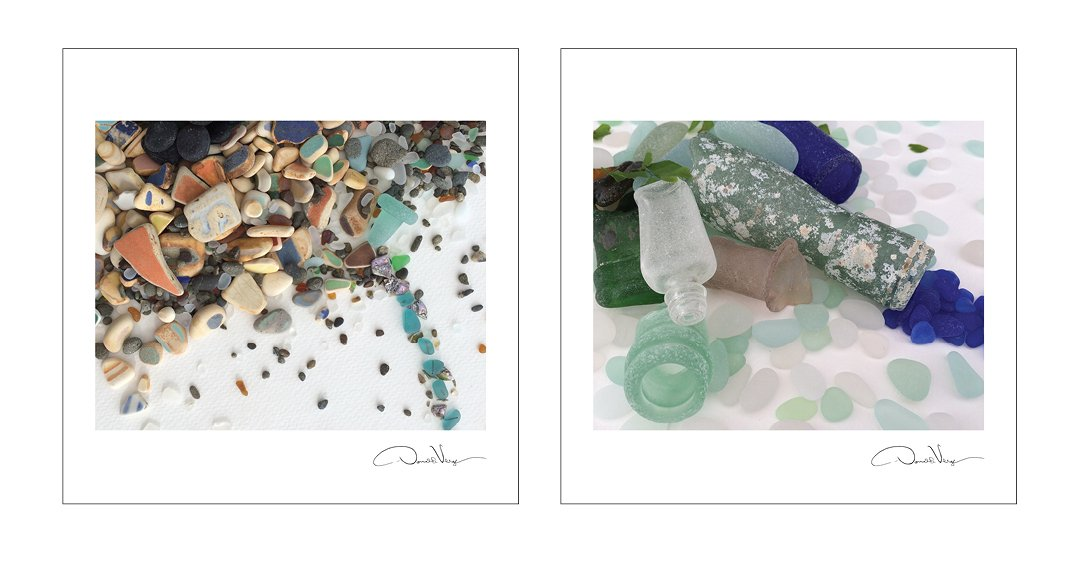 2015 SEA GLASS Fine Art Nature Wall Calendar 12X12 - A Unique Great Birthday, Anniversary, Valentines Day, Mothers Day, Wedding & Best Christmas Gift by Donald Verger Photography (Image #7)