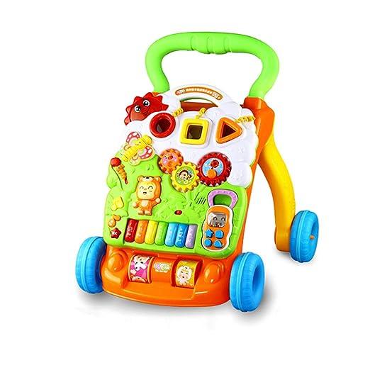 Caminante para niños 1-3 años Juguete para bebés Caminante para ...