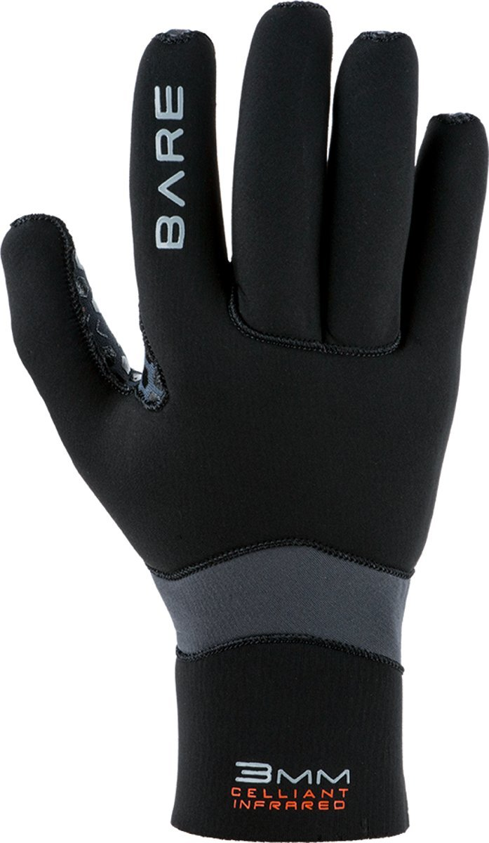Bare 5mm Ultrawarmth Gloves (Medium) by Bare