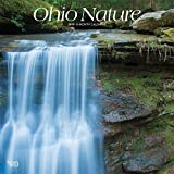 Ohio Nature 2019 12 x 12 Inch Monthly Square Wall Calendar, USA United States of America Midwest State Nature (Multilingual Edition)
