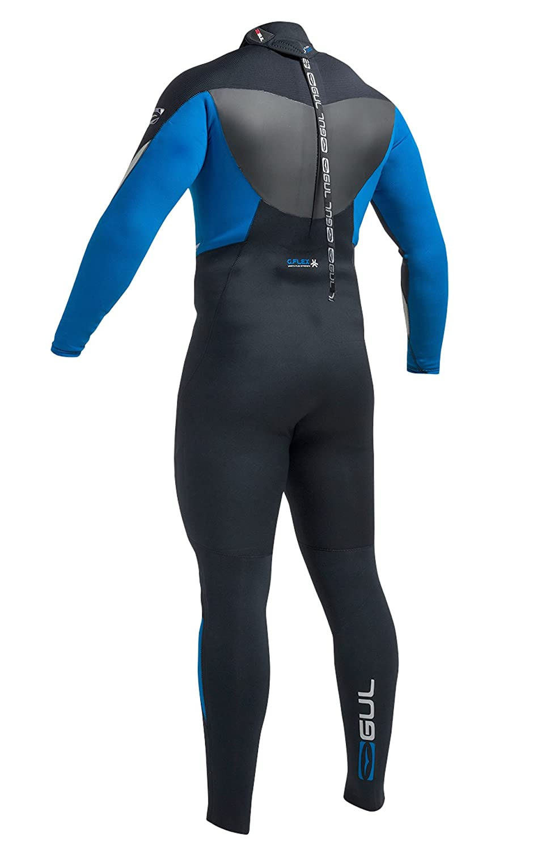 87eb6b3ed7 Gul Response Mens 5mm Neoprene Full Wetsuit Diving Swimming Surfing Sailing   Amazon.co.uk  Sports   Outdoors