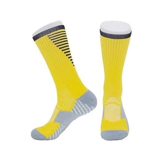 STFXSX Calcetines de Baloncesto de fútbol Calcetines en el Tubo ...
