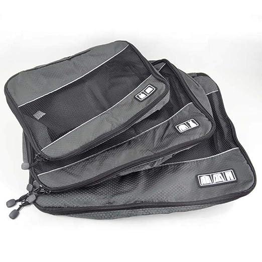 LDCP 3pcs / Set Camiseta Corbata Sujetador Organizador de Viaje ...