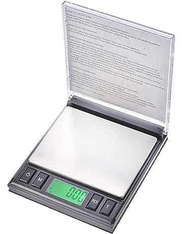 Quantum Abacus Precise: Báscula digital de precisión/balanza para correo/joyería/pesacartas