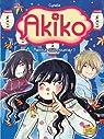 Akiko, tome 3 : Retour aux sources par Cyrielle
