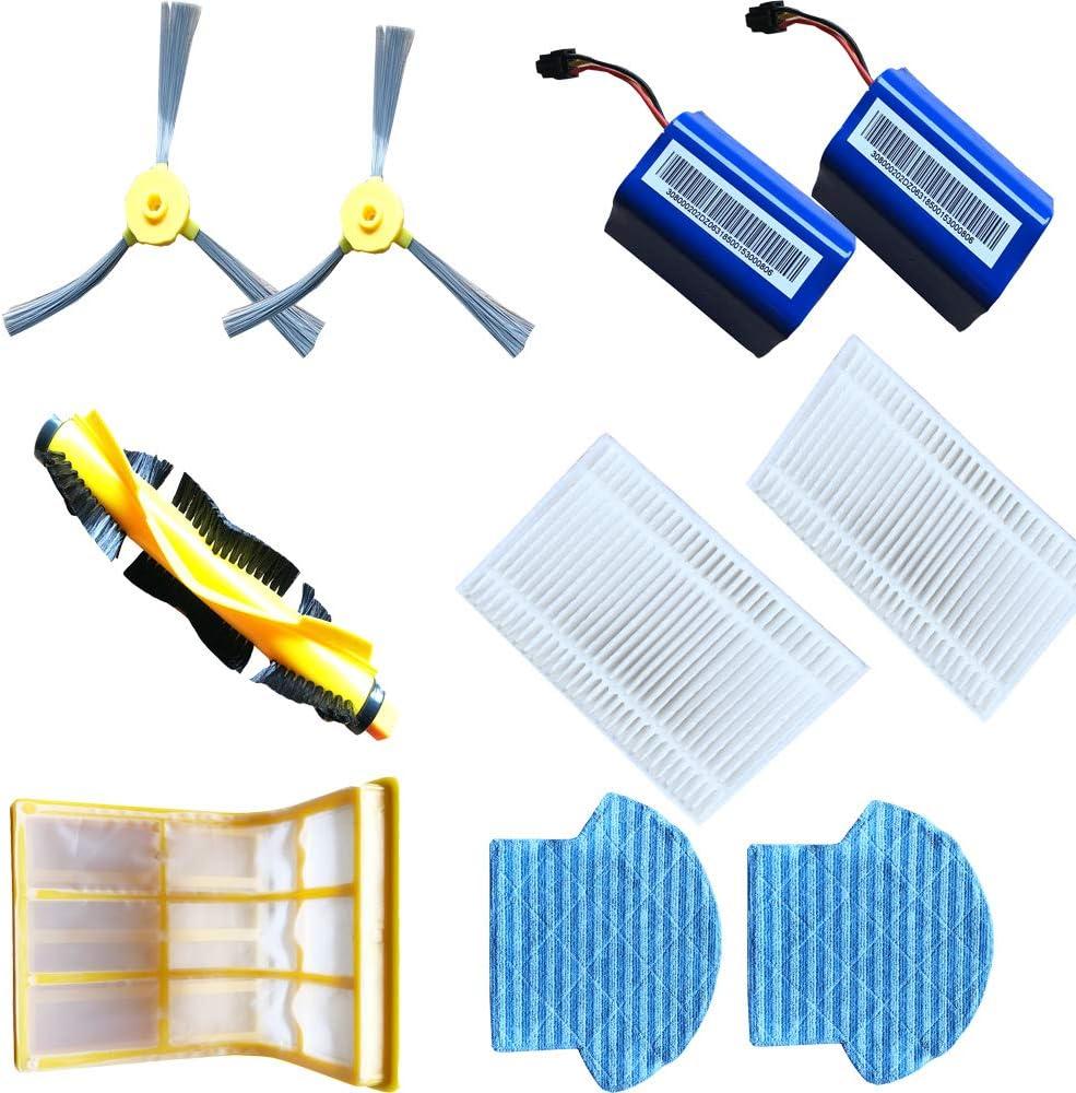 Original Battery mop Side Brush Filter of B6009 of Robotic Vacuum Cleaner