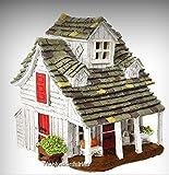 The Barn Farmhouse GO 17585 Miniature Fairy Garden Dollhouse - My Mini Fairy Garden Dollhouse Accessories for Outdoor or House Decor