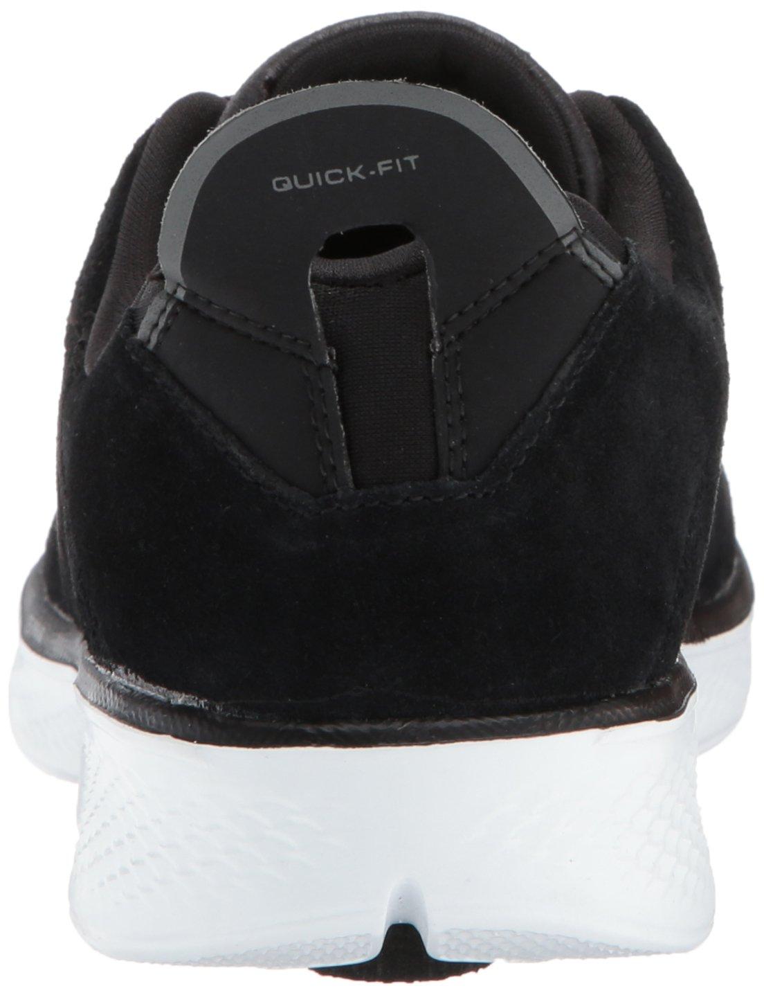 Skechers Performance Women's Go 4 Walk US Black/White Shoe B01N10YJ2K 11 B(M) US Black/White Walk 903f3f