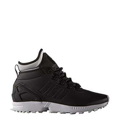 official photos 8c80b 911b4 adidas Boots - ZX Flux Winter - Black - 6.5: Amazon.co.uk ...