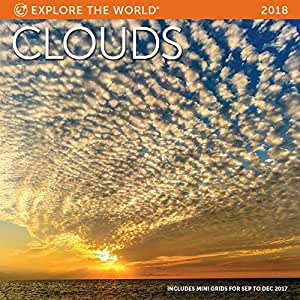 Clouds Wall Calendar 2018