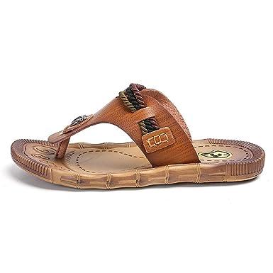 2019 Neue Sommer Gelee Schuhe Männer Strand Sandalen Hohl Hausschuhe Männer Flip-flops Licht Outdoor Sommer Wasser Schuhe Flip-flops Männer Sandalen