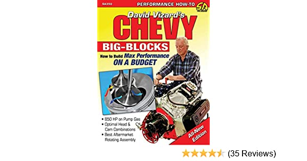 Chevy big blocks how to build max performance on a budget chevy big blocks how to build max performance on a budget performance how to david vizard ebook amazon fandeluxe Choice Image