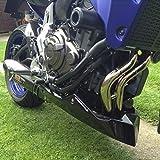 Yamaha FZ07 / MT07 Belly Pan / Spoiler Carbon Fibre 22136A