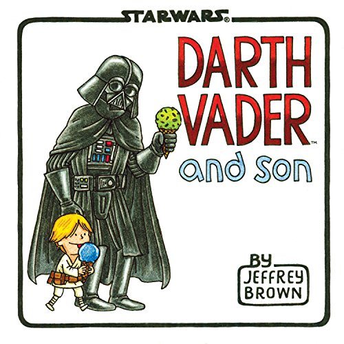 Darth Vader and Son cover