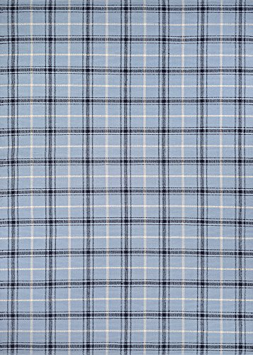 Couristan Bar Harbor Cape Plaid Area Rug, 8' x 10' , Blue Ja