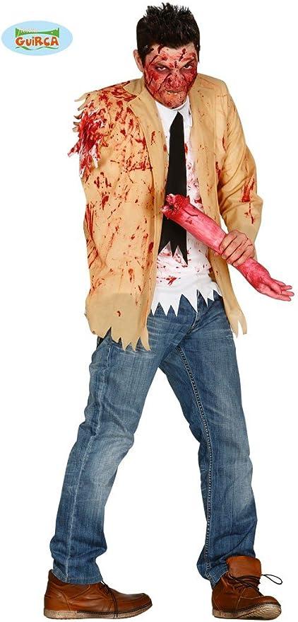 Disfraz de Zombie amputado adulta (talla L): Amazon.es: Juguetes y ...