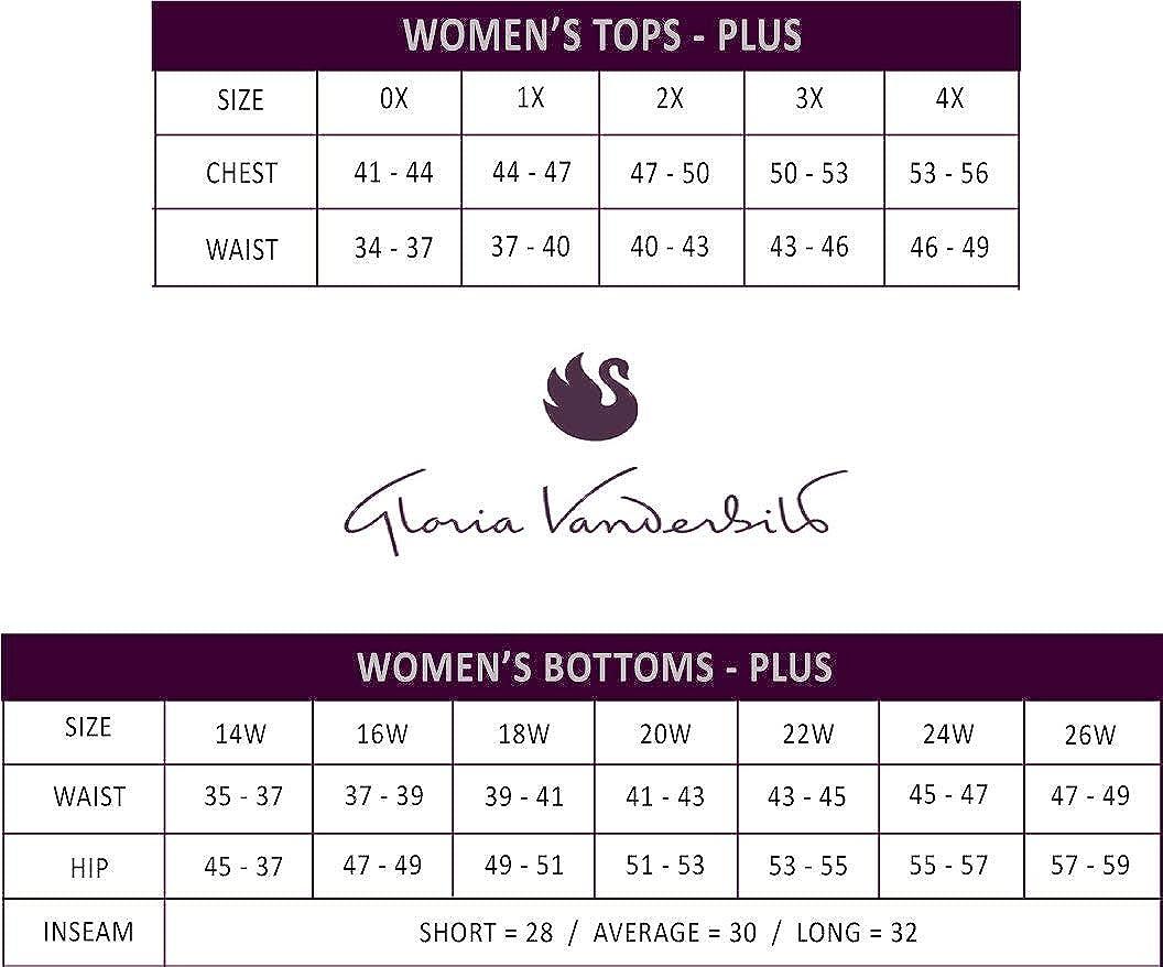 Gloria Vanderbilt Women S Plus Size Amanda Capri Jeans At Amazon Women S Clothing Store
