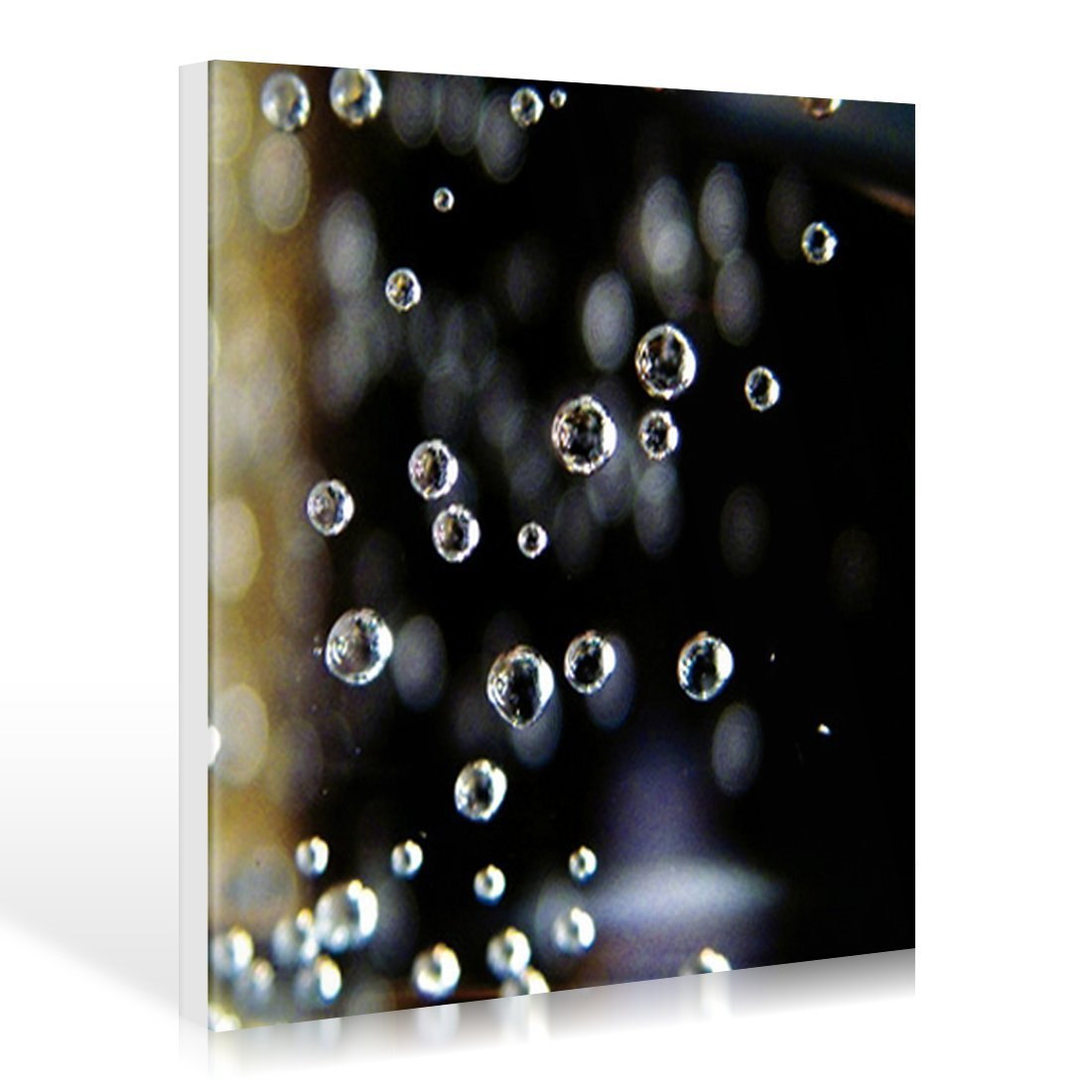 Leinwandbild Ortwin Klipp - Slow Motion II - 90 x 90cm - Premiumqualität - Photokunst, soziale Einrichtungen, Büro, Business - MADE IN GERMANY - ART-GALERIE-SHOPde