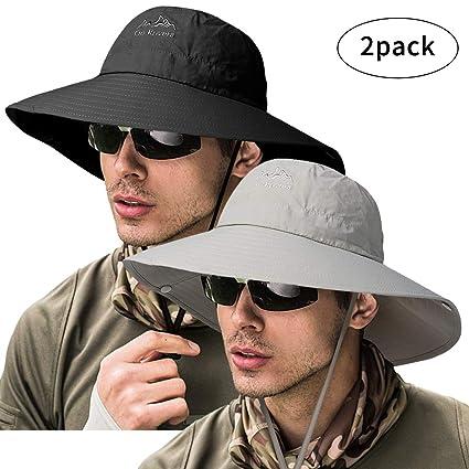 Amazon.com   ZOORON Fishing Bucket Hat for Men 623d1873d6a