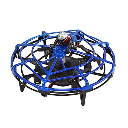 Wokee_ Dron operado a Mano con rotación de 720 ° para niños ...