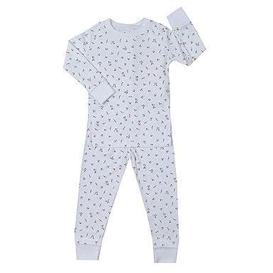 663e2c8df Amazon.com  Kissy Kissy Little Girls  Pajamas Year Round Print ...
