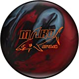 Track Mako Attack Bowling Ball- Blue/Red/Black