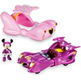 Disney Minnie Mouse Transforming Pullback Racer - Mickey and the Roadster Racers 461052408778