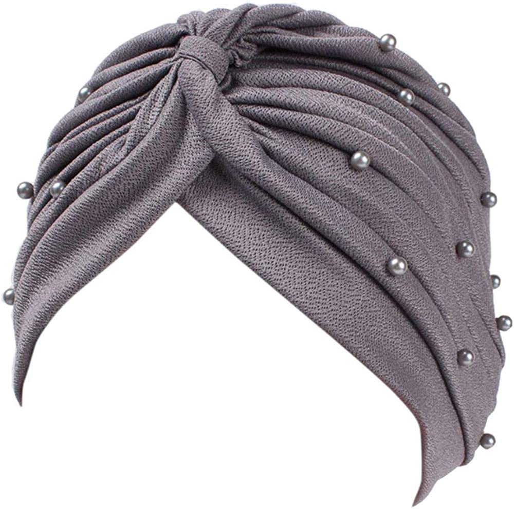 Bowknot Cotton Baby Hat Floral Caps Beanies Indian Turban Head Wraps Gift TOP