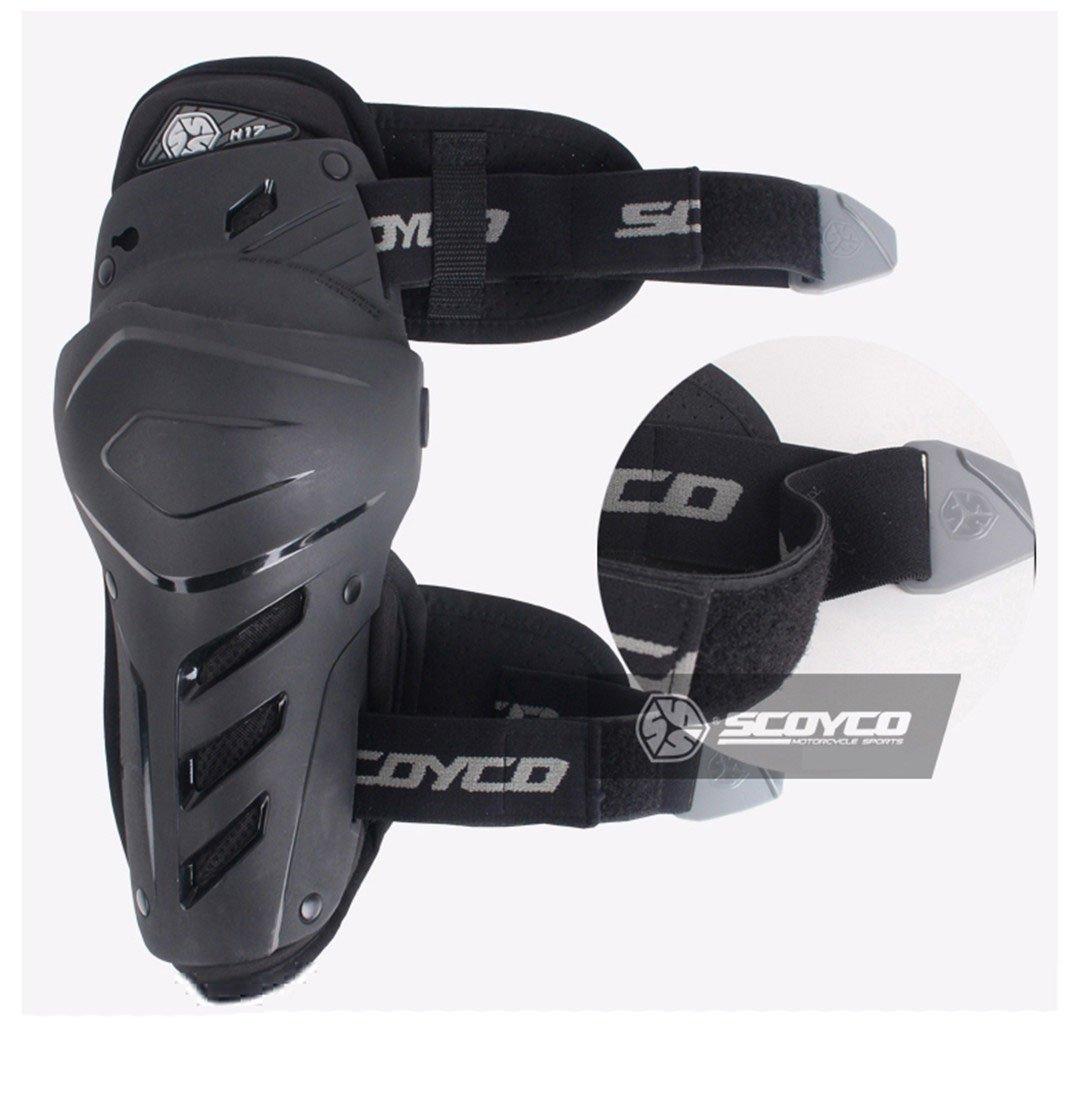 SAFETNG Motorcycle Knee Elbow Combo Kneepad For Men Protective Sport Guard Motocross Protector Gear Motocicleta Joelheiras