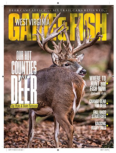 Best Price for West Virginia Game & Fish Magazine Subscription