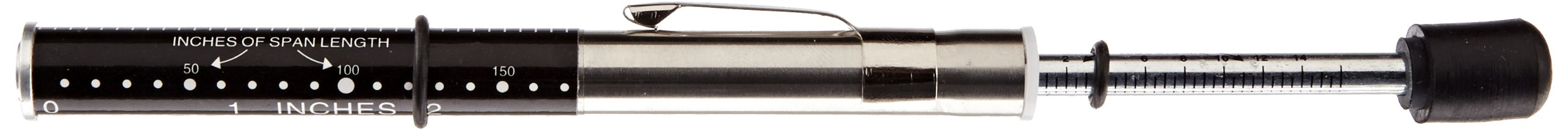 Gates 7401-0076 Pencil Type Tension Tester, 30 lbs Deflection Force