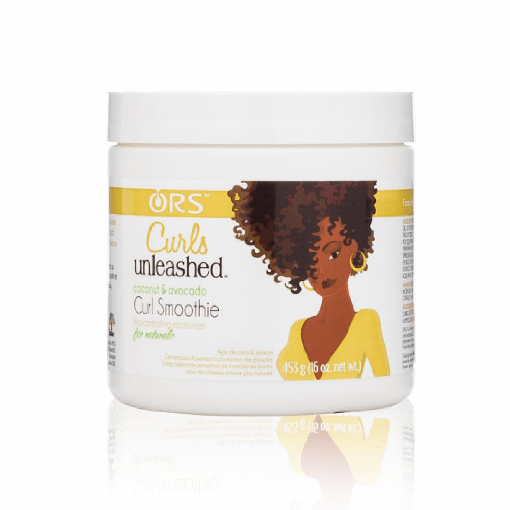 Curls Unleashed Curl Smooth, 16 Ounce Atlas Ethnic 632169112760