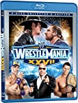 Cover Image for 'WWE: WrestleMania XXVII (Two-Disc Collector's Edition)'
