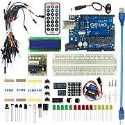 #LightningDeal 93% claimed: LANDZO Arduino Basic Kit with Arduino UNO R3 for Arduino Starter