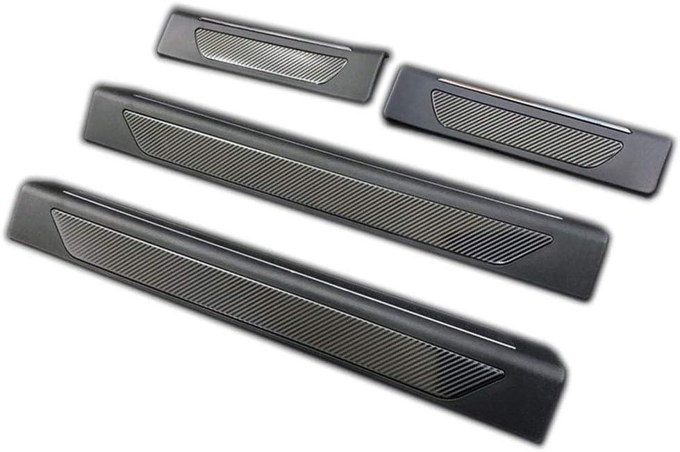 YOWAX per Porsche Macan 2014 2015 2016 2017 2018 La Decorazione della Protezione del Batticalcagno del Batticalcagno della Portiera DellAuto