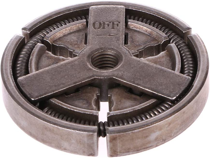 user Universal Gasoline Chainsaw Drive Clutch For 45//52//58CC Replacement Spare Parts