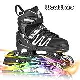 Woolitime Sports Adjustable Blades Roller Skates