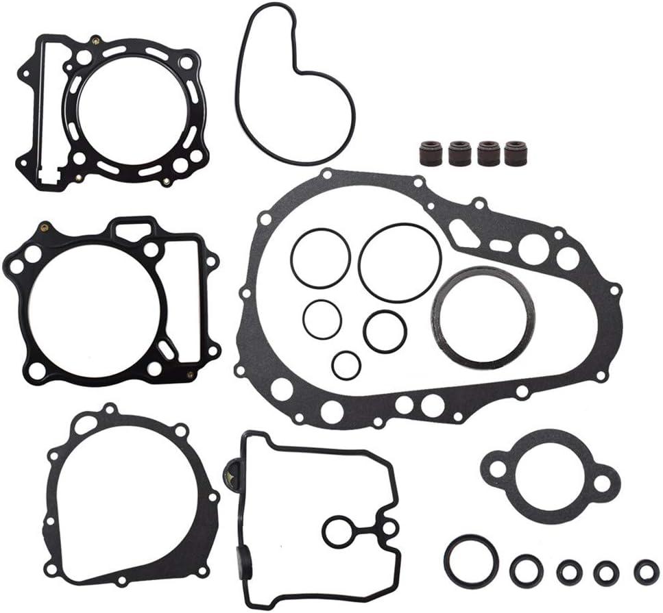 Complete Gasket Kit Athena P400427850020 For 09-16 Polaris RZR170
