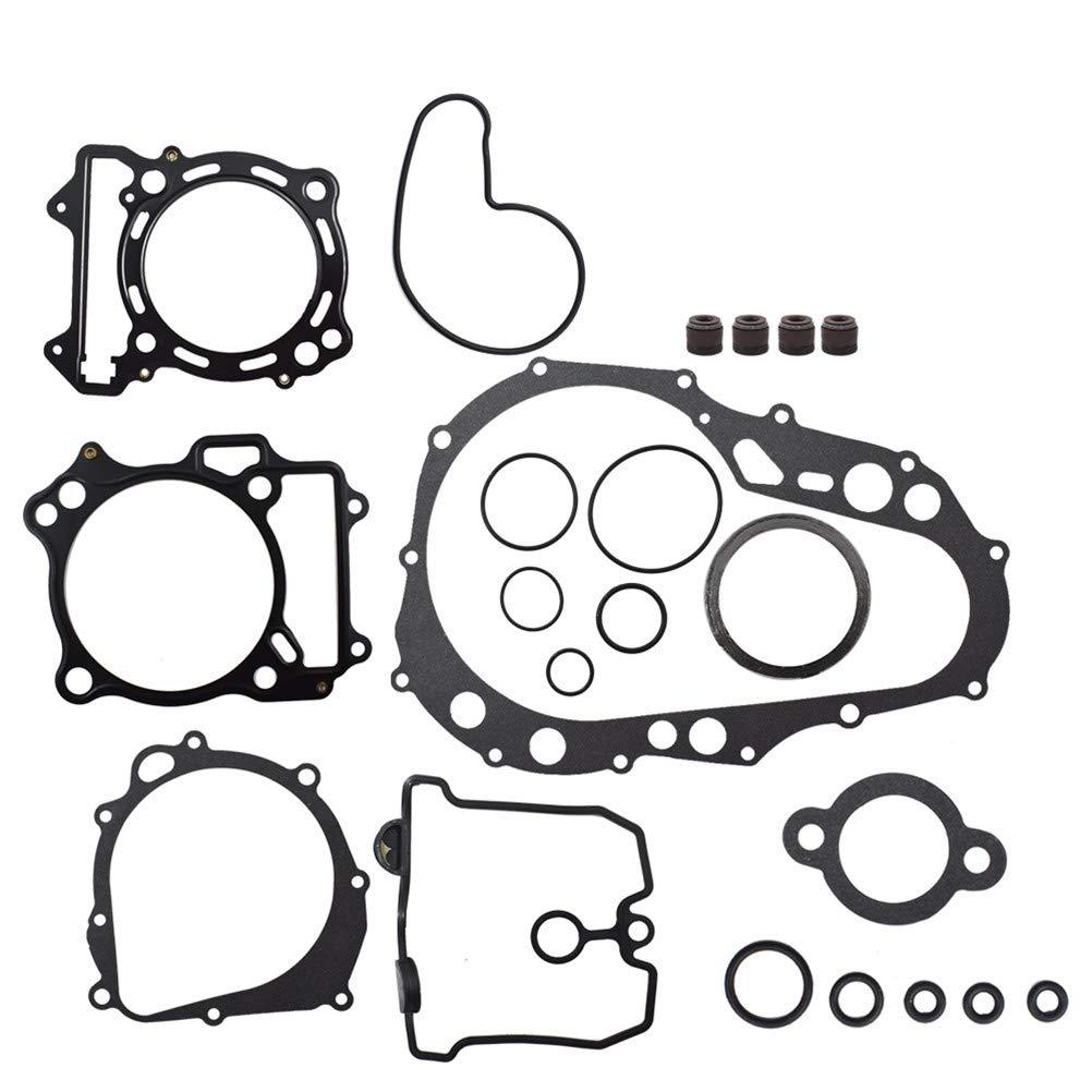 ALL-CARB Complete Gasket Kit Set Top and Bottom End for Suzuki LTZ400 Z400 LTZ 400 Quad Sport 03-08