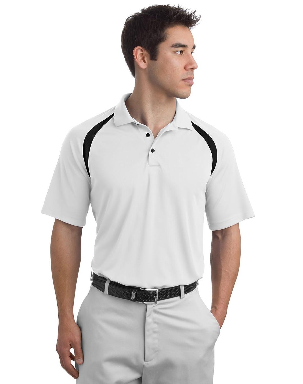 Sport-Tek Sport Shirt with Raglan Sleeves, Black