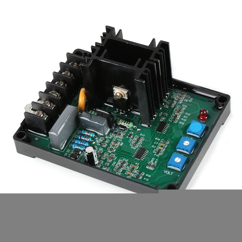 Voltage Regulator Controller GAVR-12A Automatic Generator Voltage Regulator Voltage Control Module for GAVR-12A Generator Genset Parts