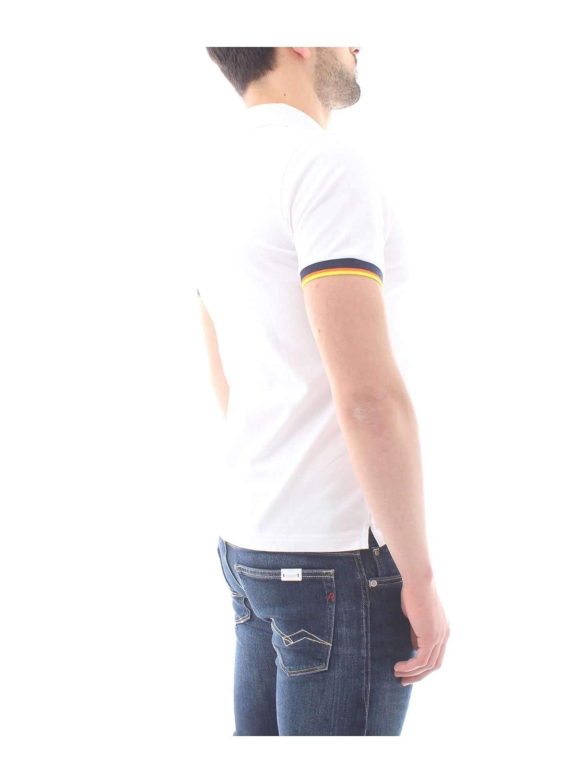 K-Way Polo Vincent Contrast