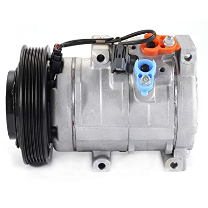 New A/C Air Conditioning Compressor & Clutch for 2003 2004 2005 2006 2007 Honda