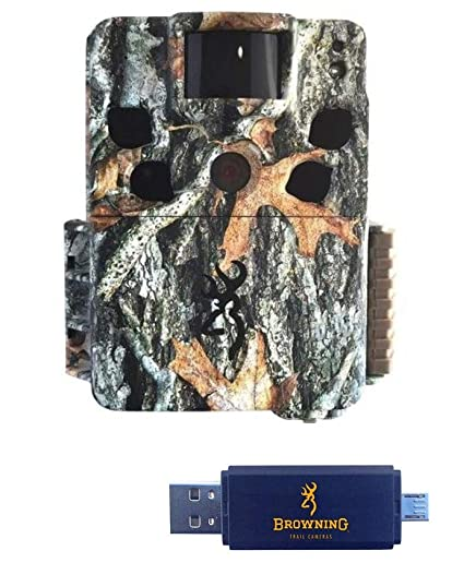 Amazon com: Browning Trail Cameras BCA Dark Ops Pro 18MP with Card
