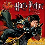 Harry Potter and the Goblet of Fire 2006 Mini Wall Calendar