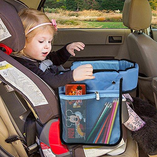85 off tablette de voyage pour enfant plateau de voyage pour voiture multifonction si ge d auto. Black Bedroom Furniture Sets. Home Design Ideas