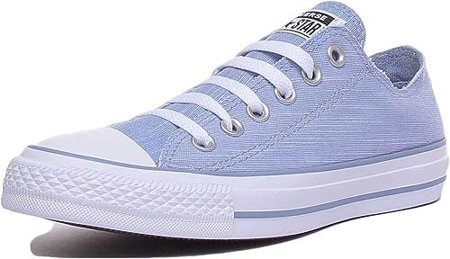 Converse , Baskets Mode pour Femme Bleu Bleu - Bleu - Indigo ...