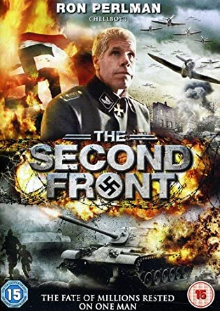 The Second Front [DVD] [Reino Unido]: Amazon.es: Ron Perlman ...